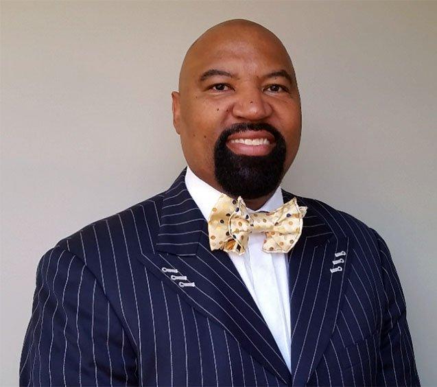 Reggie Copeland - Vote November 2