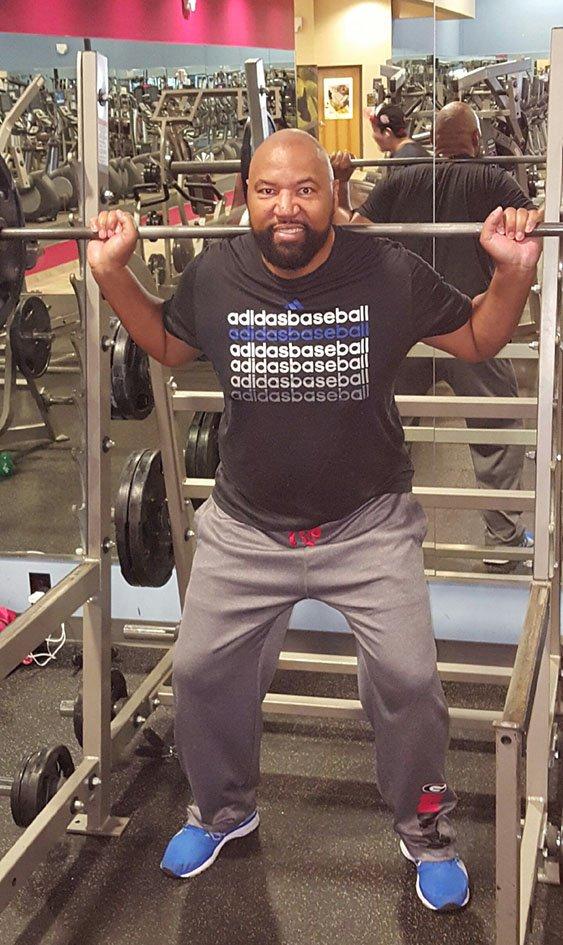Reggie Copeland - Hobbies include Health & Fitness